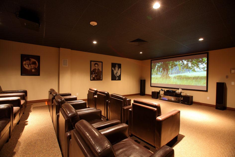 Comment Faire Une Salle De Cinema comment faire pour avoir une salle de cinéma chez soi – ma maison idéale
