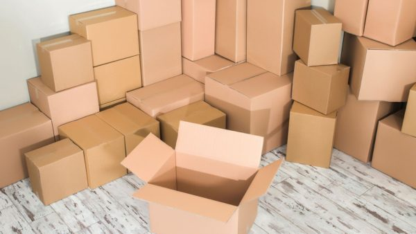 demenagement cartons